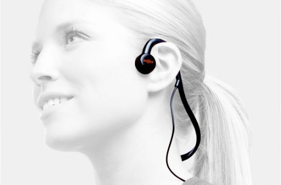 Aftershockz headphones model