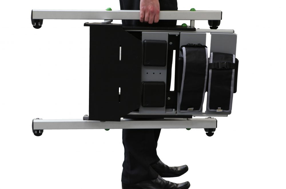 Portable Standing Frames for Children