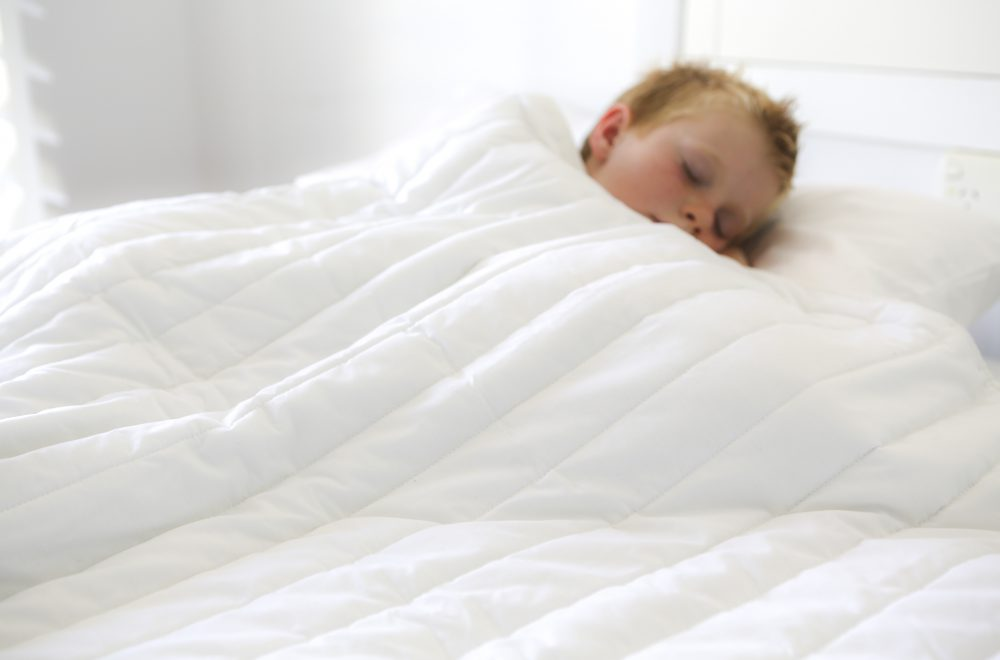 Sensory Calm Weighted Blanket