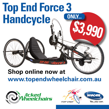 Top End Force 3 Hot Product
