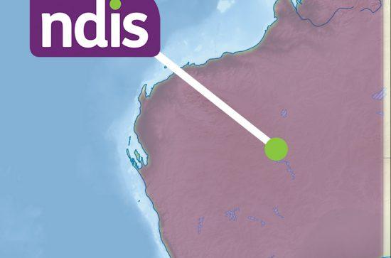 NDIS in WA image