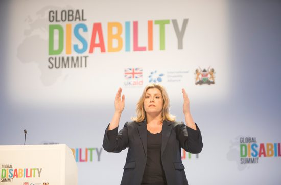 DisabilitySummit--Penny-Mordaunt FINAL