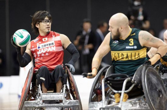 Wheelchair Rugby 2