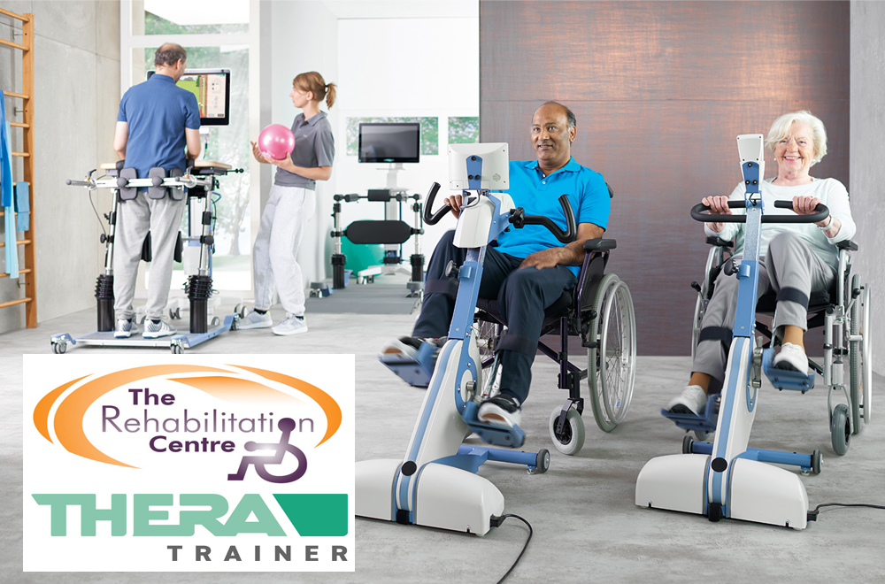 HP The Rehab Centre newsletter