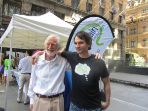 Gerard and Todd Sampson